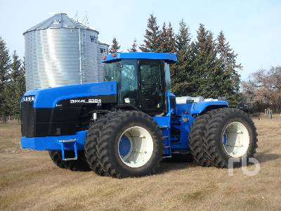 2001 NEW HOLLAND 9384 4WD Tractor