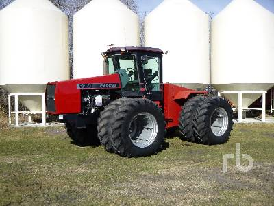 1997 CASE IH 9350 4WD Tractor