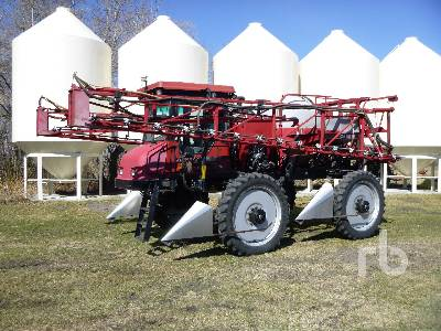 1999 CASE IH SPX3185 90 Ft High Clearance Sprayer
