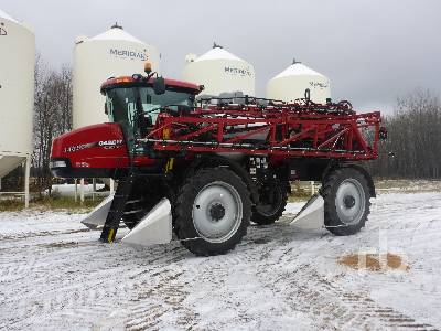 2014 CASE IH PATRIOT 4430 120 Ft High Clearance Sprayer