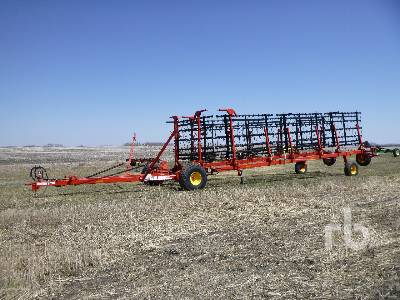 2013 BOURGAULT 6000 70 Ft Mid Harrows