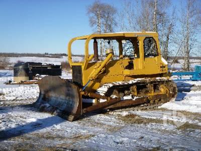 KOMATSU D65E Crawler Tractor