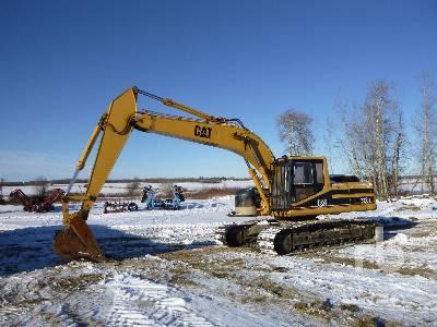 CATERPILLAR 322L Hydraulic Excavator