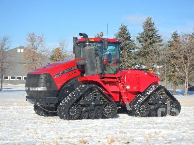 2017 CASE IH 620 Quadtrac Track Tractor