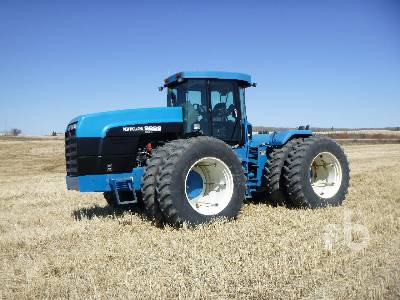 1998 NEW HOLLAND 9882 4WD Tractor