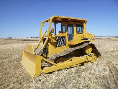 1987 CATERPILLAR D6H Crawler Tractor