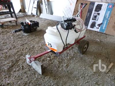POWER FIST 25 Gallon Estate Sprayer