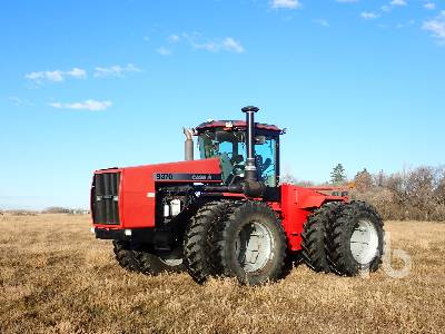 1997 CASE IH 9370 4WD Tractor
