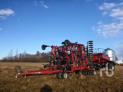 2010 CASE IH 400 FLEX HOE 45 Ft Air Drill