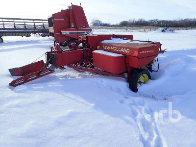NEW HOLLAND 310 Square Baler