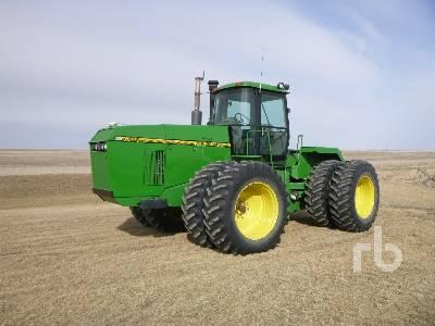 1994 JOHN DEERE 8770 4WD Tractor