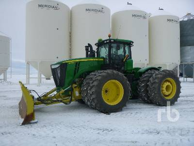2013 JOHN DEERE 9460R 4WD Tractor