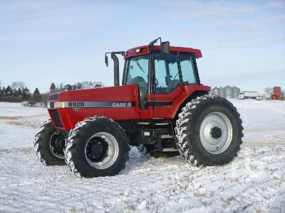 1998 CASE IH 8920 MFWD Tractor