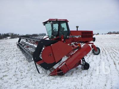 1998 CASE IH 8825 30 Ft Swather
