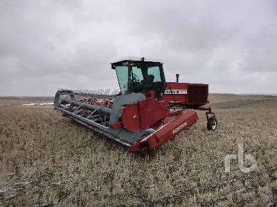 HESSTON 8100 25 Ft Swather