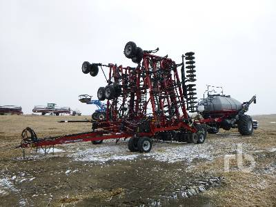 2009 CASE IH 400 51 Ft Air Drill