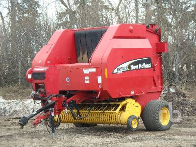 2004 NEW HOLLAND BR780 Round Baler