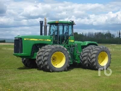 1998 JOHN DEERE 9300 4WD Tractor