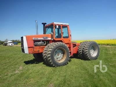 1983 MASSEY FERGUSON 4800 4WD Tractor