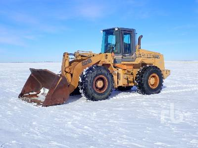 1995 CASE 821B Wheel Loader