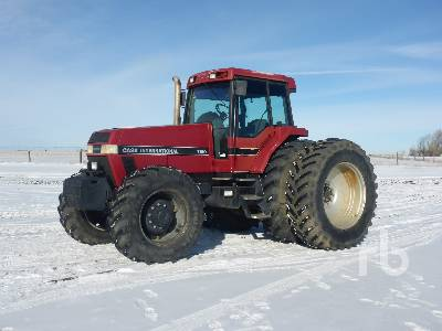 1993 CASE IH 7150 MFWD Tractor