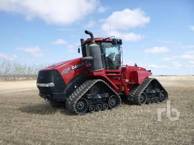 2014 CASE IH 580 Quadtrac Track Tractor