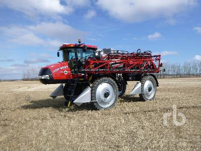 2017 CASE IH PATROIT 4440 120 Ft High Clearance Sprayer
