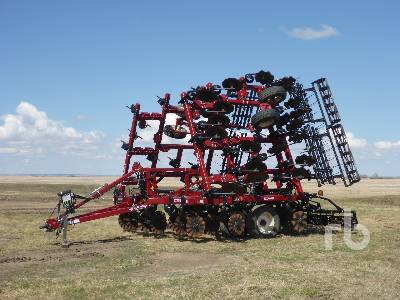 2014 SALFORD I-2141 41 Ft Vertical Tillage Disc