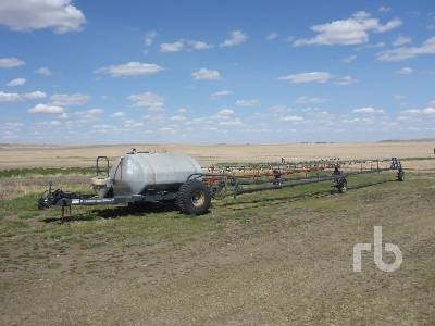 1987 FLEXI-COIL 62 96 Ft S/A Sprayer