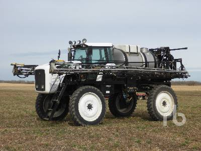 2005 WILLMAR EAGLE 8650 110 Ft High Clearance Sprayer