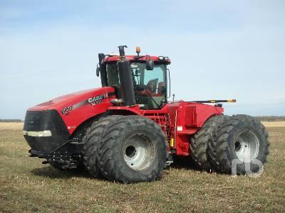 2011 CASE IH STEIGER 600HD 4WD Tractor