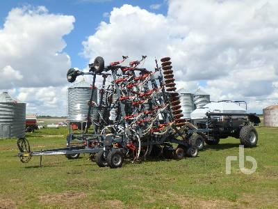 1997 FLEXI-COIL 5000 40 Ft Air Drill