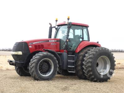 2009 CASE IH MAGNUM 310 MFWD Tractor