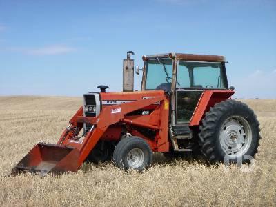 1983 MASSEY FERGUSON 2675 2WD Tractor