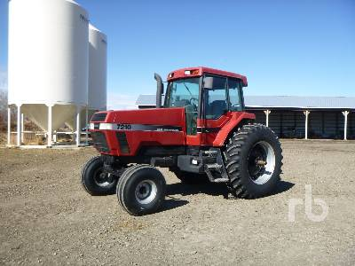 1994 CASE IH 7210 MAGNUM 2WD Tractor