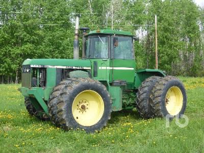 1982 JOHN DEERE 8450 4WD Tractor