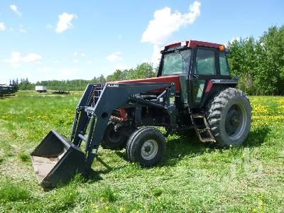 1985 CASE IH 2096 2WD Tractor