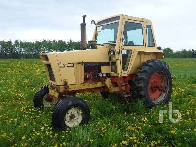 1976 CASE IH 1070 2WD Tractor