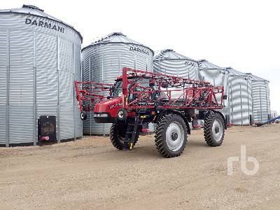 2012 CASE IH 3330 PATRIOT 100 Ft High Clearance Sprayer