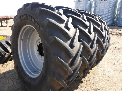 MICHELIN QTY OF 4 650/65R38 Tires & Rims Parts - Other