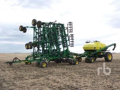 2011 JOHN DEERE 1830 61 Ft Air Drill