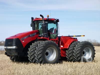 2011 CASE IH STEIGER 500HD 4WD Tractor