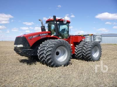 2011 CASE IH STEIGER 450HD 4WD Tractor