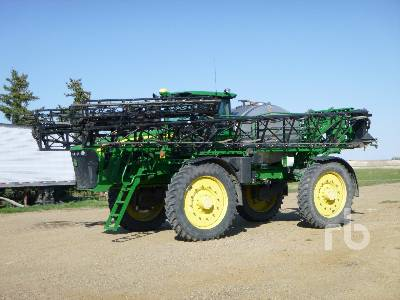 2010 JOHN DEERE 4930 120 Ft High Clearance Sprayer