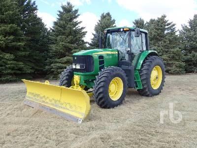 2010 JOHN DEERE 7330 MFWD Tractor