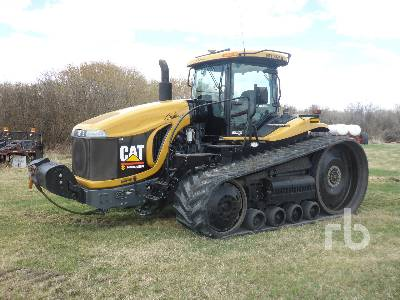 2006 CHALLENGER MT865B Track Tractor