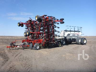 2008 BOURGAULT 3310PHD 75 Ft Air Drill