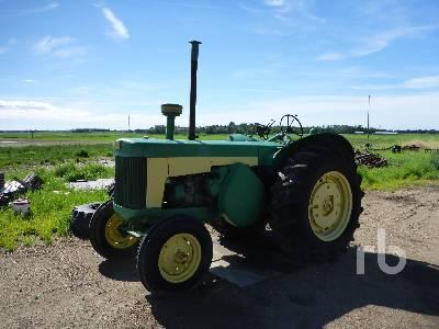 1959 JOHN DEERE 830 2WD Tractor