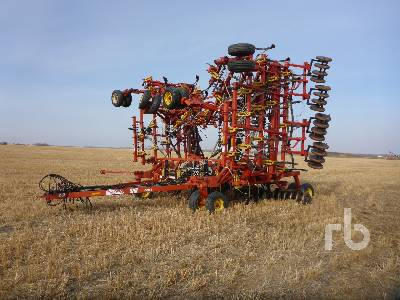 2003 BOURGAULT 5710 SERIES II 59 Ft Air Drill