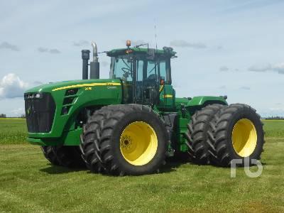 2011 JOHN DEERE 9430 4WD Tractor